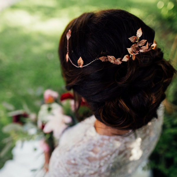 Leaf Hair Vine Wedding Hair Accessory