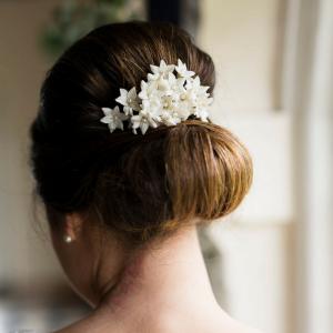 Statement Hair Piece Wedding Accessory