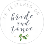 Bride and Tonic Featured Blog Post