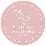 The English Wedding Blog Featured Blog Post