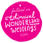 Whimsical Wonderland Weddings Featured Blog Post