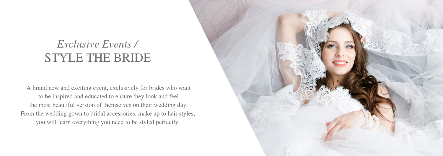 Style the Bride