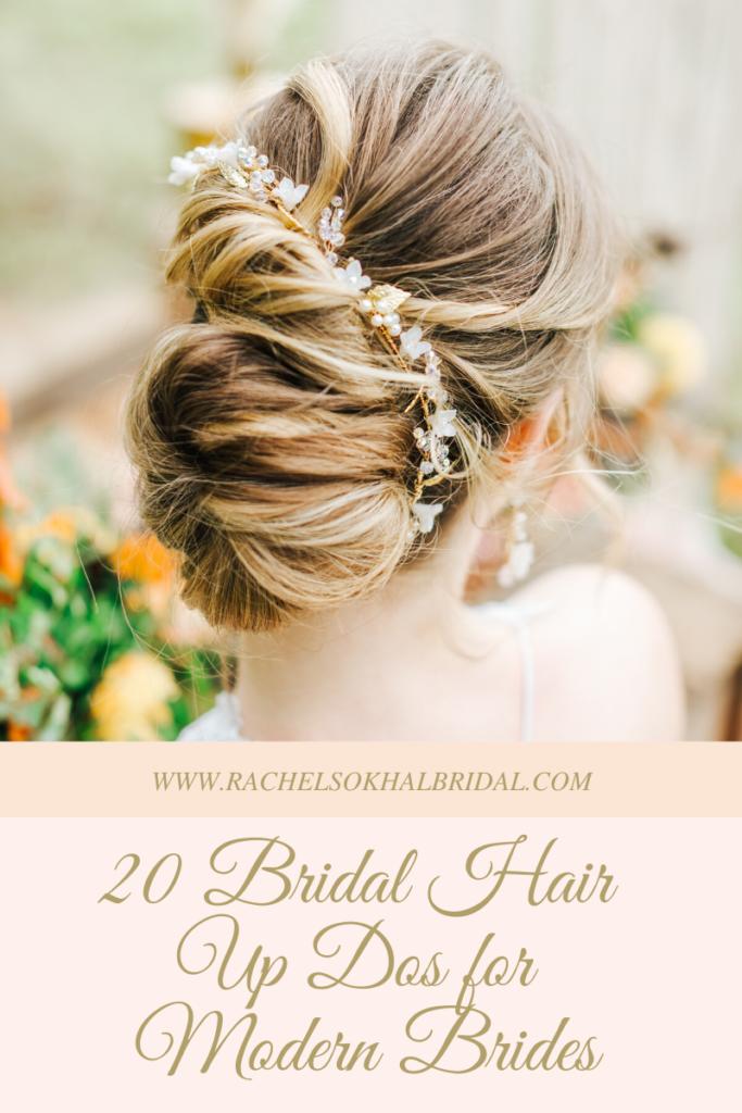 Bridal Hair Updos