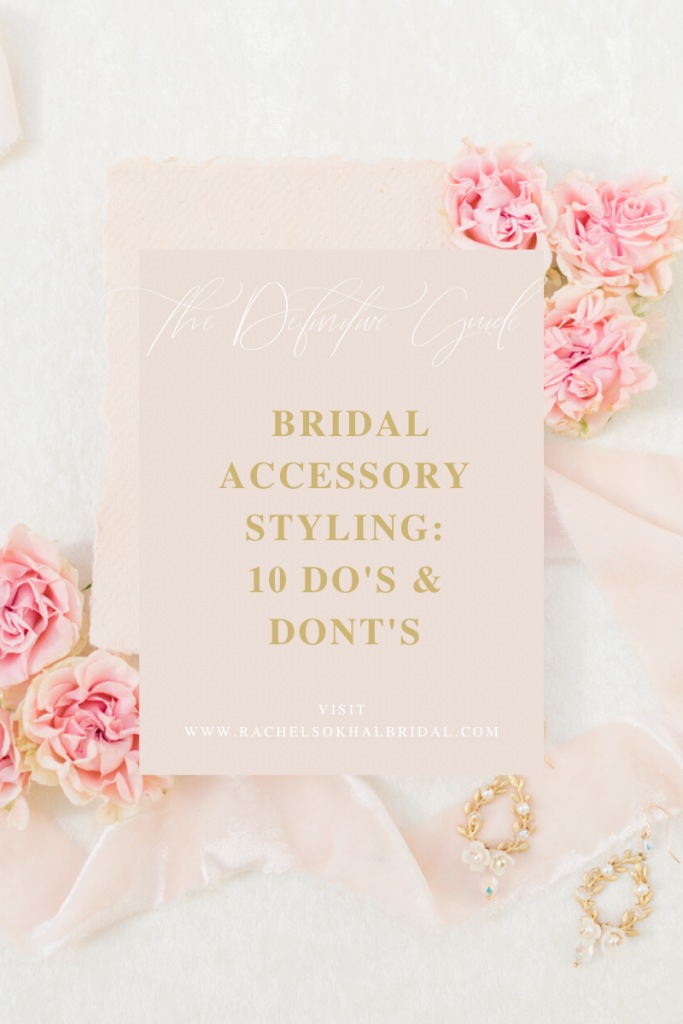 Bridal Styling Blog