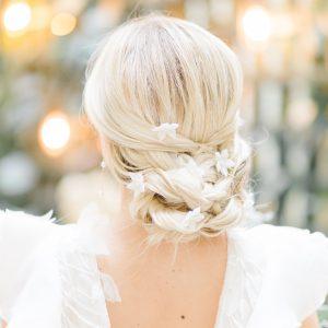 Flower Bridal Hair Pins
